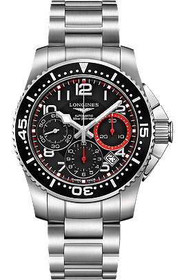 HydroConquest at Tourneau | Longines L3.696.4.53.6