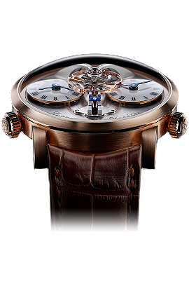 Legacy Machine No. 1 Red Gold at Tourneau