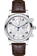 Montblanc Women's Watch - Star Chronograph Automatic