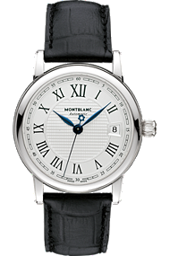 Montblanc Star Date Automatic at Tourneau