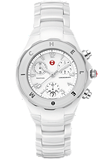 Michele Watches - Tahitian White Ceramic Non Diamond