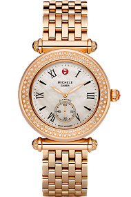 Caber Diamond Rose Gold at Tourneau