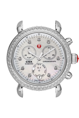 Michele Watches - CSX-36 day diamond