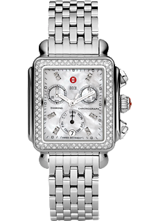 Deco Diamond, Diamond Dial at Tourneau