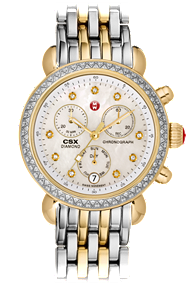 CSX-36 Day Diamond Two-Tone, Diamond Dial at Tourneau