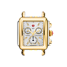 Deco Day Diamond Two-Tone, Diamond Dial