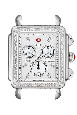 Michele Watches - Deco XL Diamond watch