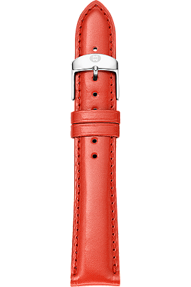 18 MM Patent Leather Strap - South Beach Collection at Tourneau