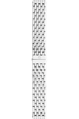 20mm Deco XL Stainless Steel Bracelet at Tourneau