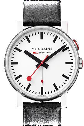 Mondaine Evo Alarm   A468.30352.11SBB at Tourneau