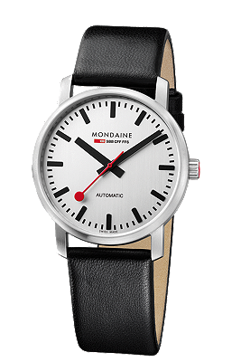 Mondaine Vintage Automatic | A137.30357.16SBB at Tourneau