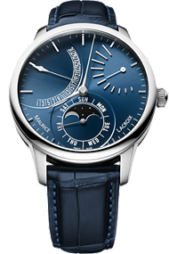 Maurice LaCroix Masterpiece Lune Retrograde MP6528-SS001-430