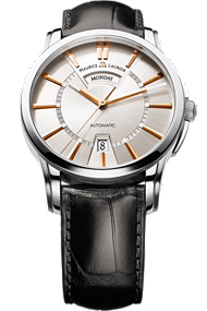 Maurice LaCroix Pontos Day/Date PT6158-SS001-19E