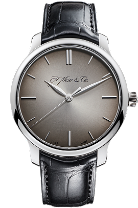 H. Moser & Cie |  Monard Centre Seconds | 343.505-010