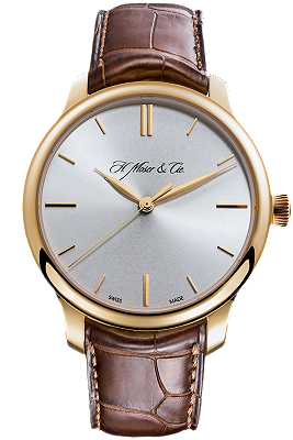 H. Moser & Cie | Monard Centre Seconds | 343.505-013