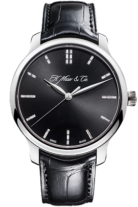 H. Moser & Cie | Monard Centre Seconds | 343.505-B20