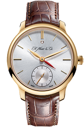 H. Moser & Cie | Nomad Dual Time | 346.133-005