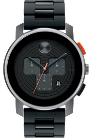 Movdo BOLD black watch