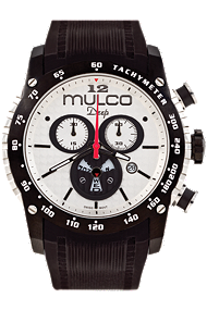 Mulco watch - deep scale