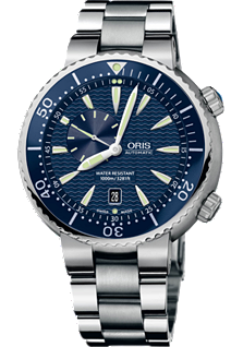 Oris Watches - Divers Small Second, Date