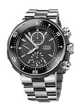 Oris watches - ProDiver Chronograph
