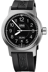 Oris Watches - BC3 Sportsman Day Date