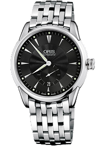Oris Watches - Artelier Small Second Date