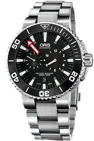 Oris Regulateur - Der Meistertaucher at Tourneau
