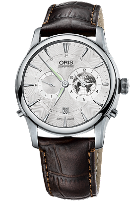 Oris Greenwich Mean Time 690.7690.4081