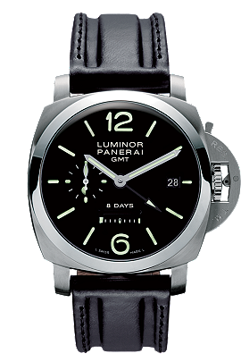 Panerai Luminor 1950 8 Days GMT watch
