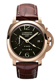 panerai watch - Luminor 1950 GMT Oro Rosa