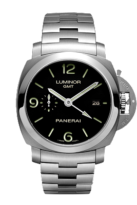 Panerai Watch - Luminor 1950 3 Days GMT Automatic