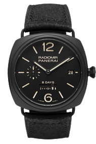 Panerai Watch - Radiomir 8 Days Ceramica