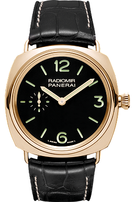 Radiomir Oro Rosa - 42MM at Tourneau
