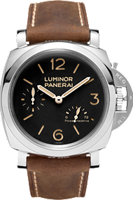 Luminor 1950 3 Day Power Reserve - 47MM at Tourneau | PAM00423