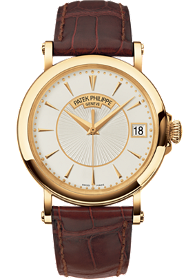 Calatrava Yellow Gold at Tourneau