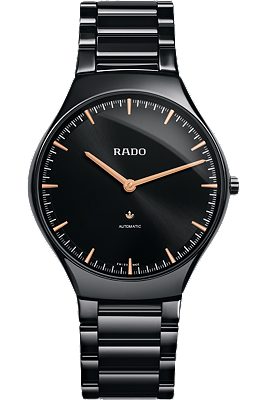 Rado True Thinline Large Automatic | R27969172 at Tourneau