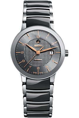 Rado Centrix Small Auto Grey Dial | R30940132 at Tourneau