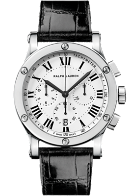 Ralph Lauren Chronograph Sporting Watch