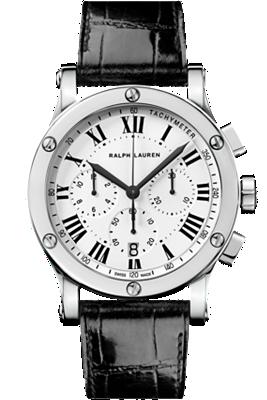 Ralph Lauren Chronograph Sporting Watch