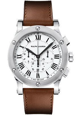 Ralph Lauren Chronograph Watch - Sporting