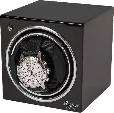 Rapport Black Evolution Cube Single Unit Winder at Tourneau