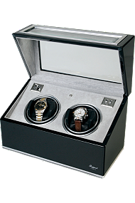 Rapport Ebony and Aluminum Duo Winder at Tourneau