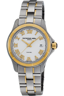 Parsifal by Raymond Weil at Tourneau
