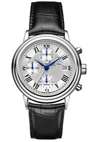 Maestro Automatic Chronograph at Tourneau