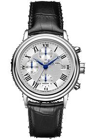 Maestro Automatic Chronograph at Tourneau