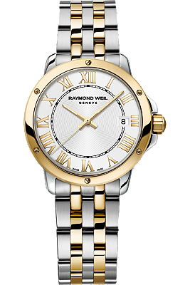 Raymond Weil Tango with White Dial | 5391-STP-00308 at Tourneau