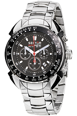 Sector Watches Shark Master Chronograph