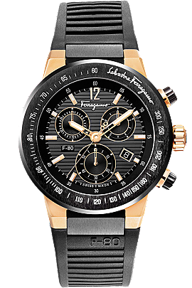 F-80 Swiss Chronograph 44mm at Tourneau
