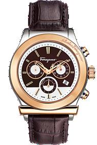 Salvatore Ferragamo | Ferragamo 1898 Quartz Chronograph 42mm | F78LCQ9595 SB25